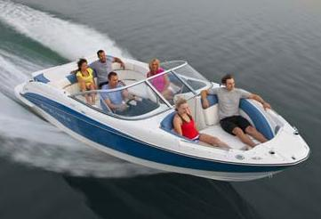 Bayliner 235 Bowrider Manufacturer Provided Image