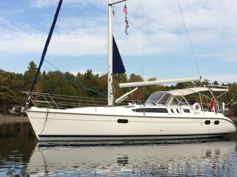 Hunter 380 Sloop