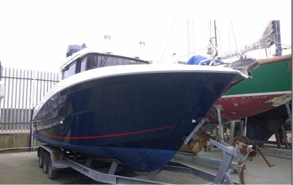 Beneteau Barracuda 9 Actual Boat