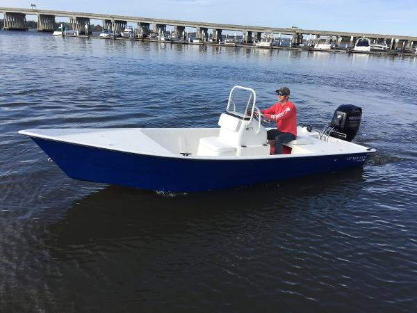 Stumpnocker 174 Sports Skiff CC
