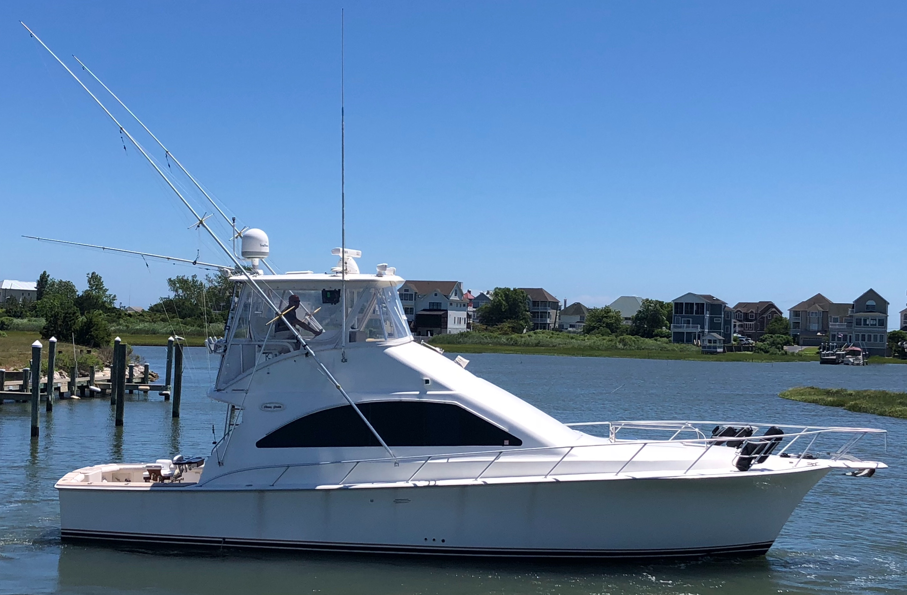 Ocean Yachts 43 Super Sport