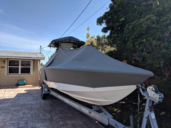 Carrera Boats 28