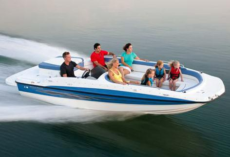 Bayliner 197 Deck Boat Manufacturer Provided Image