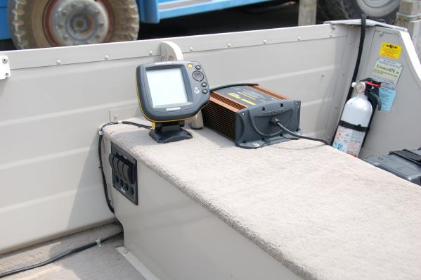 Fish Finder & Battery Charger
