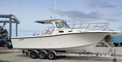 True World Marine TE2810 Starboard Profile
