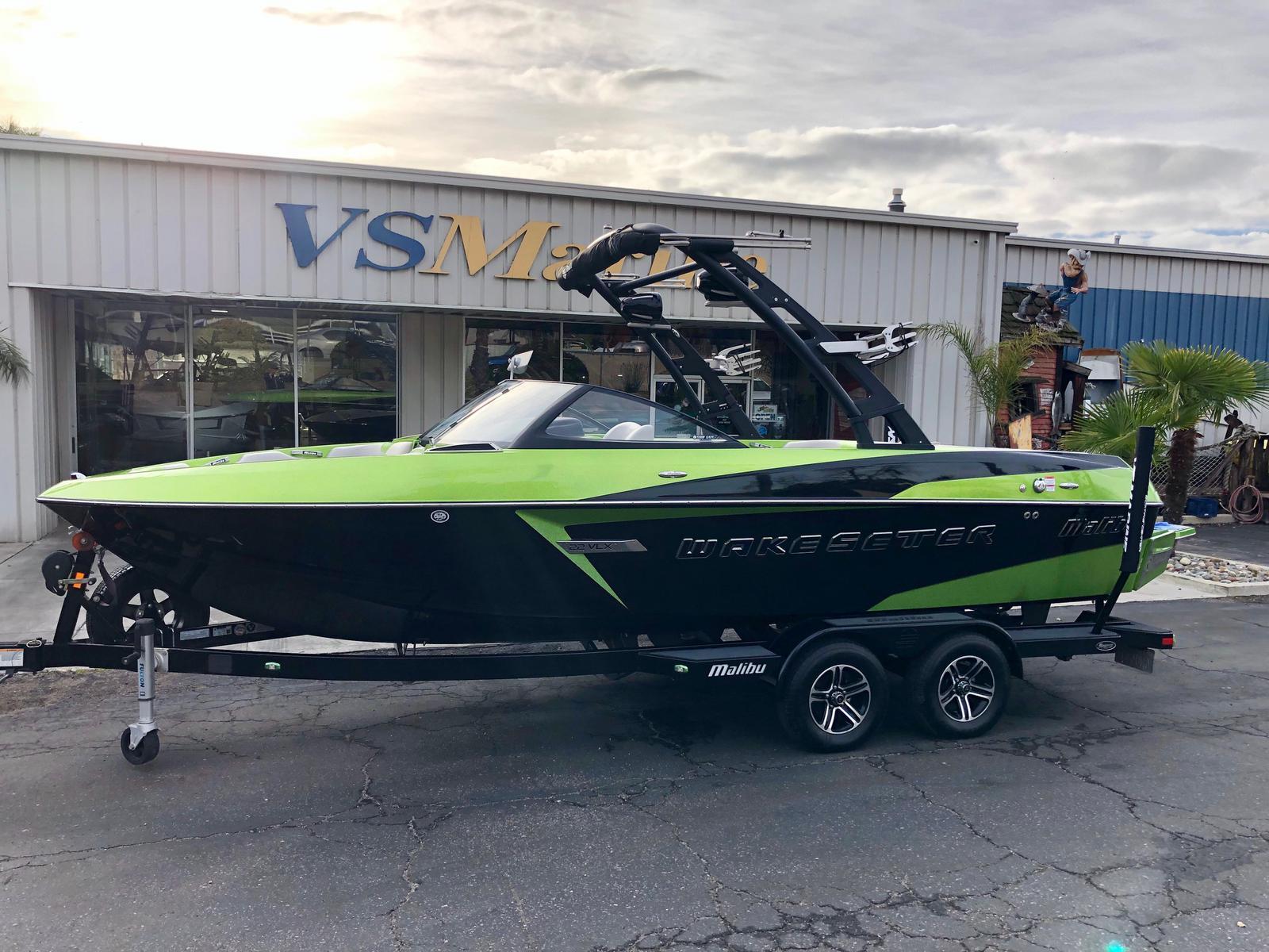 Malibu 22VLX
