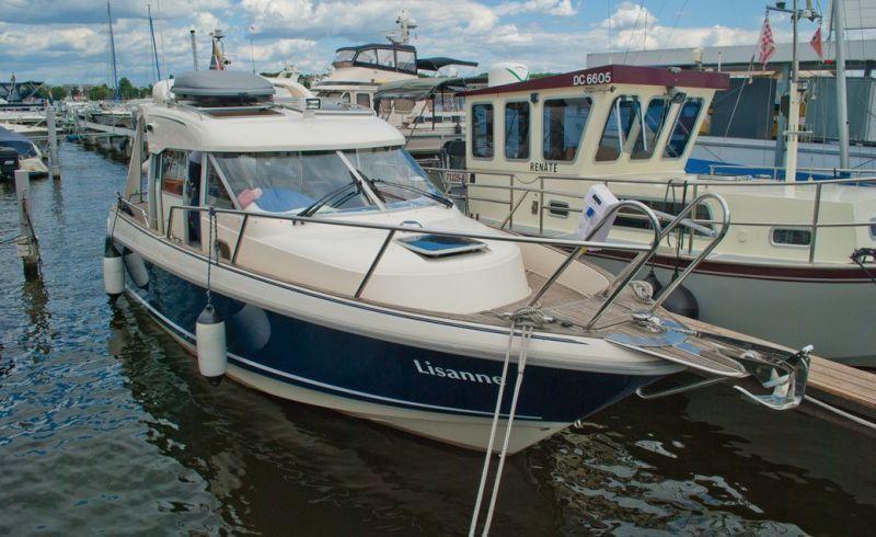 Aquador 28 C sehr guter Zustand Winterpreis