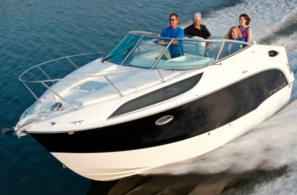 Bayliner 255 Cruiser Manufacturer Provided Image