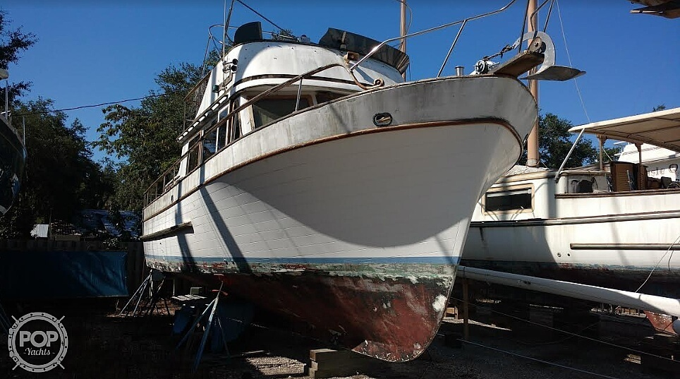Marine Trader Double Cabin 1976 Marine Trader 40 for sale in Saint Marys, GA