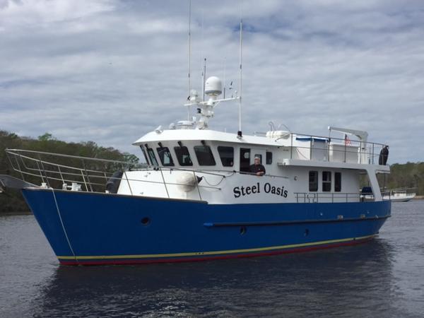 Cape Horn CH63 Profile