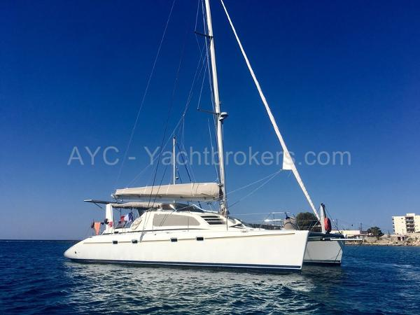 Robertson & Caine Leopard 47 AYC Yachtbrokers - Leopard 47