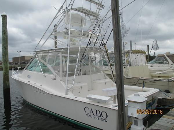 Cabo Rico 35 Express Best Boat