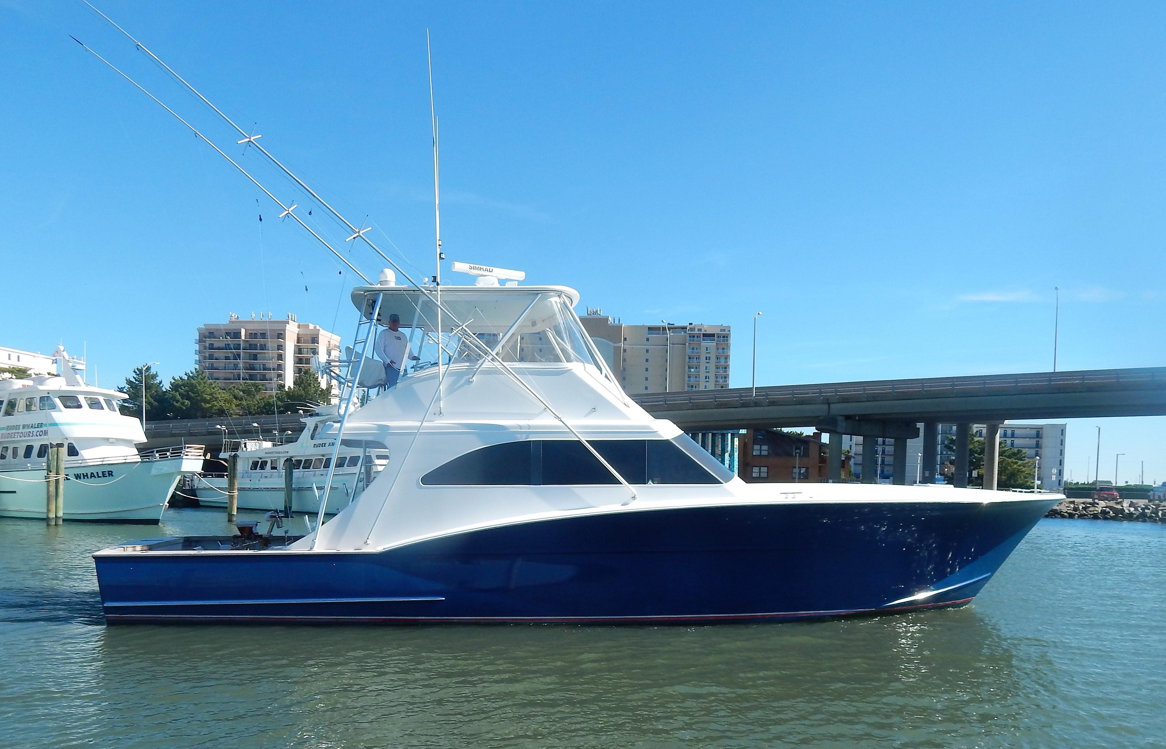 Custom Perdue Custom Yachts Sportfish
