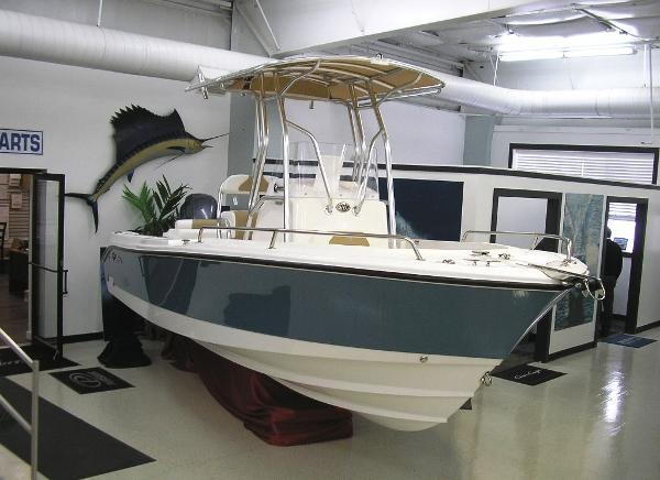 Edgewater 208 CC Sister Ship