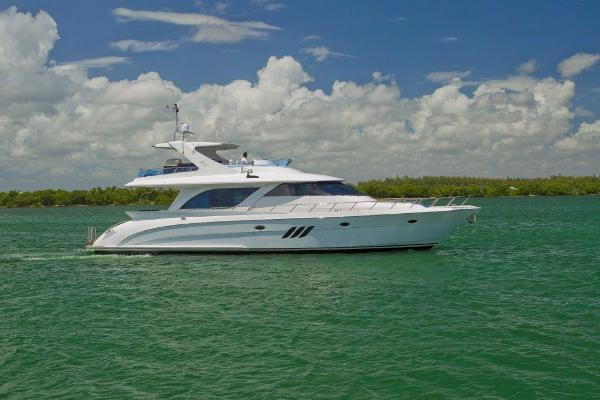 Holland 67 Pilothouse Motor Yacht