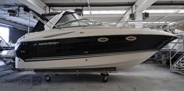 Monterey 250 Cruiser Monterey 250 CR - 01