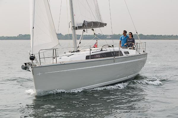 Bavaria Cruiser 34 Library photo
