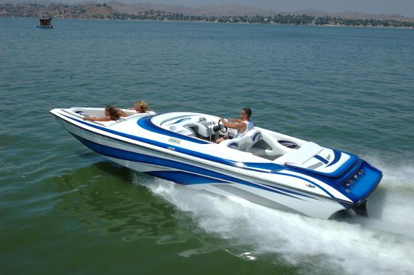 Essex Performance Boats Raven
