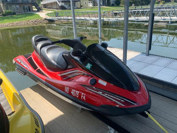 Yamaha WaveRunner FX Cruiser