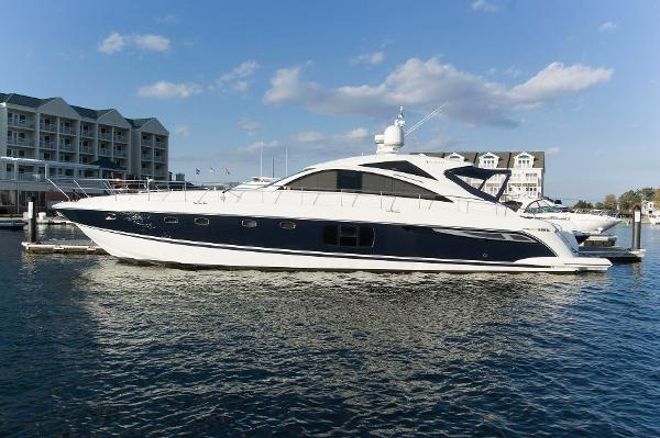 Fairline 64 Targa