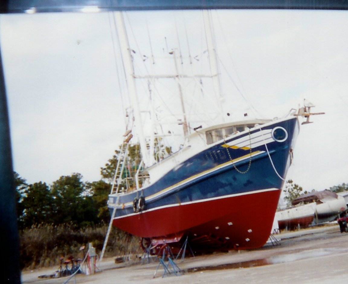 Custom Freezer Trawler