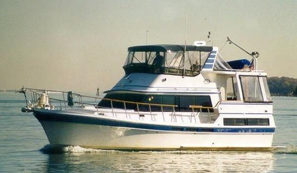 Bestway Sundeck Motor Yacht