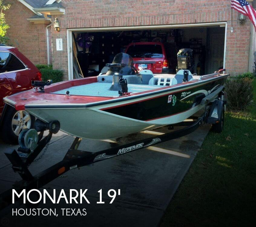Monark 900 Pro Series 2001 MonArk 900 Pro Series for sale in Houston, TX