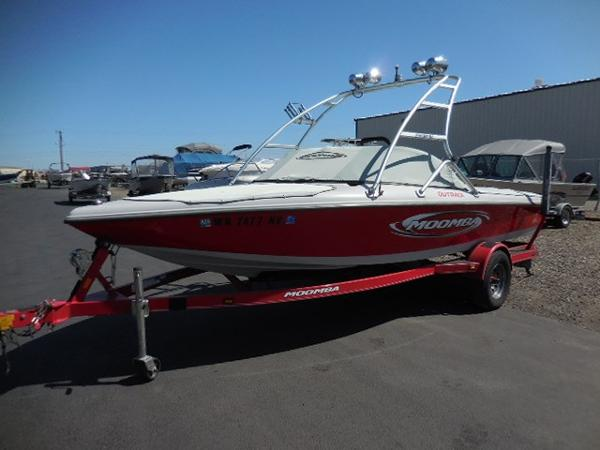 Moomba 20 Outback/SK