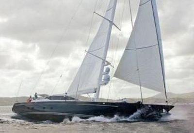 Alloy Yachts 108