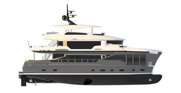 AVA Yachts Kando 90