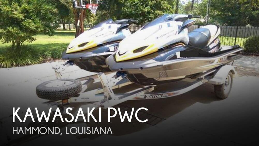 Kawasaki Ultra 300X (PAIR) 2013 Kawasaki Ultra 300X (PAIR) for sale in Hammond, LA