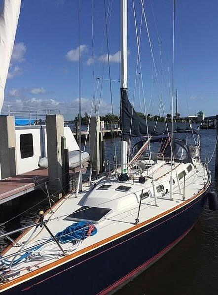 Sabre 42 1987 Sabre 42 for sale in Stuart, FL