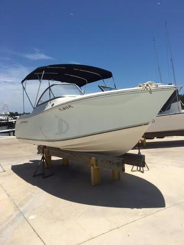 Cobia Boats 220 Dual Console Lovely Boat