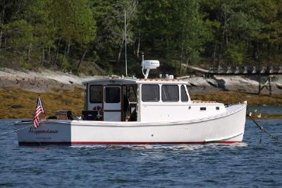 West Bay 31' Downeast Cruiser