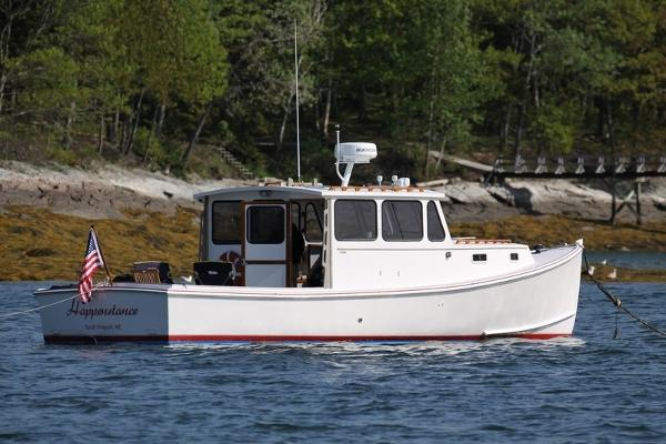 West Bay 31' Downeast Cruiser