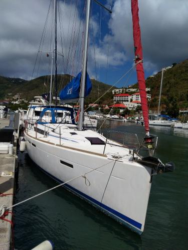 Jeanneau Sun Odyssey 409 Fineline - 409