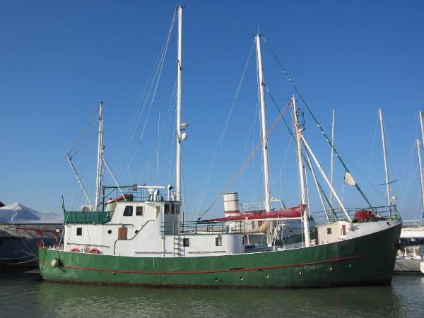 Baleniera MFV Lodose (Sweden) Trawler Baleniera  - Trawler