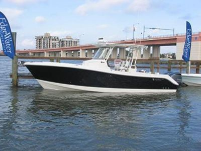 Edgewater 280 CC Sister Ship (Midnight Blue)