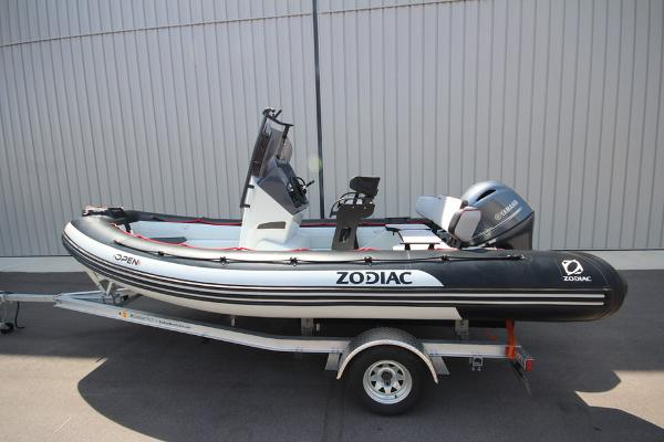 Zodiac Open 5.5 NEO 115hp In Stock