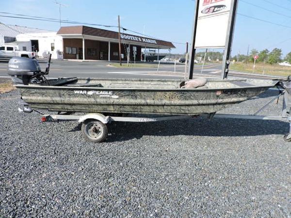 War Eagle 16 ft Duck Boat
