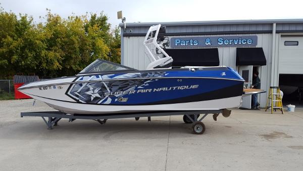 Nautique Super Air Nautique G21 Open Bow