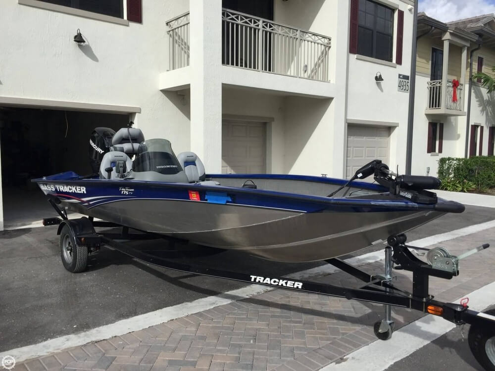 Bass Tracker 175 TF 2011 Bass Tracker Pro 175 TF for sale in Davie, FL