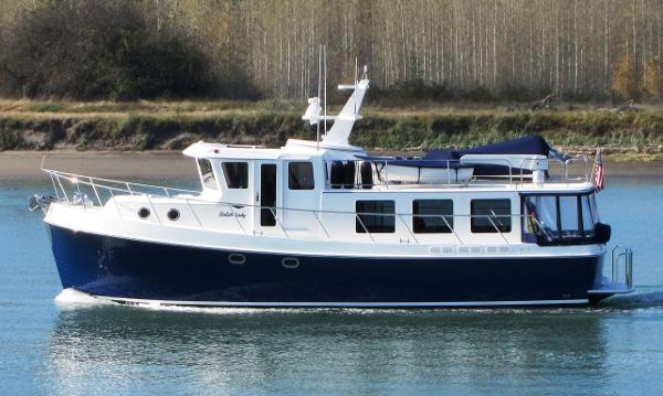 American Tug 485 Hull #02 Salish Lady