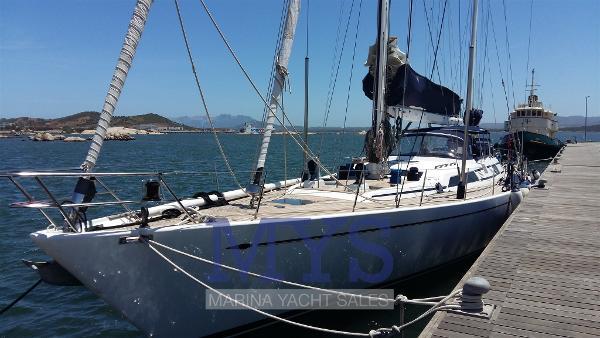 ASTILLEROS VIUDES Ocean Cruising Ketch ASTILLEROS VIUDES OCEAN CRUISING KETCH (7)
