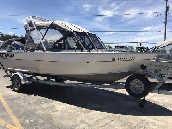 North River 20' Seahawk