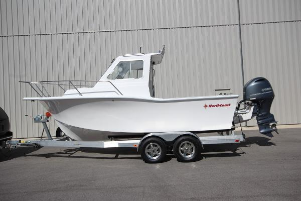 NorthCoast 215 Cabin In Stock