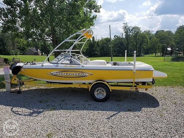 Moomba 20 - Outback 2003 Moomba 20 for sale in Pittsburgh, PA