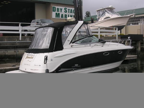 Chaparral 310 Signature Side