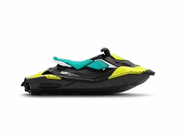 Sea-Doo SPARK® 2-up Rotax 900 HO ACE iBR® & CONV
