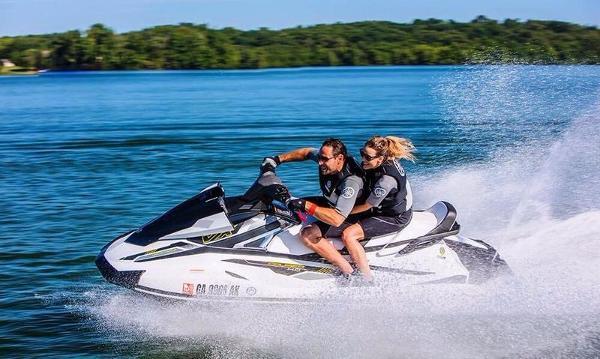 Yamaha VX Cruiser HO White